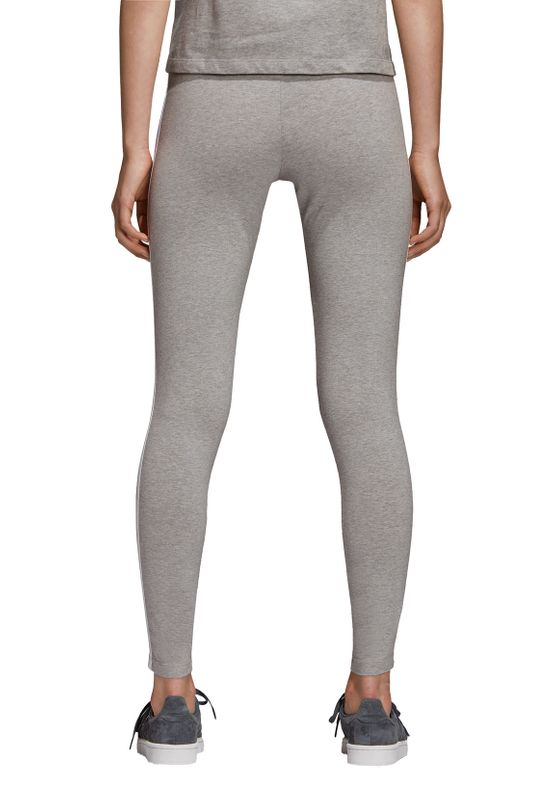 Adidas Originals Damen Leggings 3STR TIGHT CY4761 Grau – Bild 3