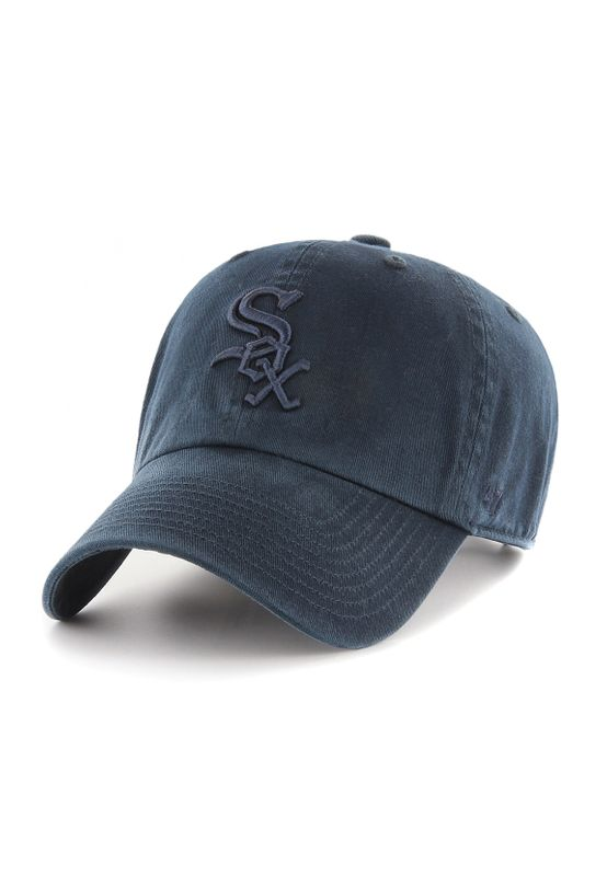 47 Brand Clean Up Strapback CHICAGO WHITE SOX RGW06GWSNL-NY Blau – Bild 0