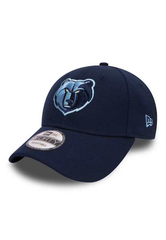 New Era The Legaue 9Forty Adjustable MEMPHIS GRIZZLIES Dunkelblau