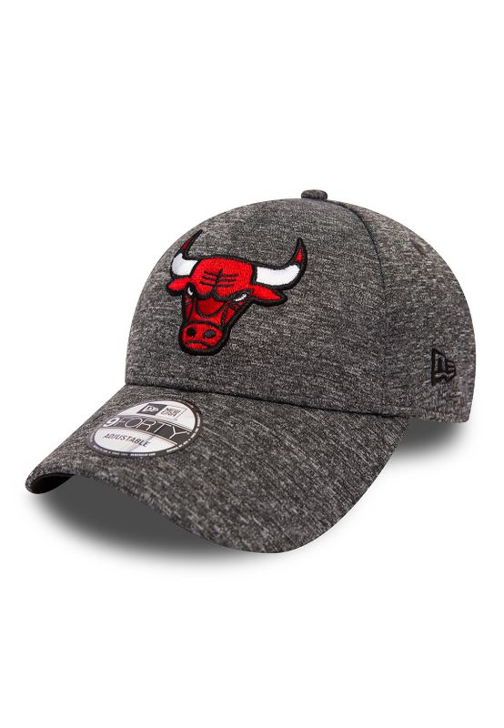 New Era Shadow Tech 9Forty Adjustable CHICAGO BULLS Grau