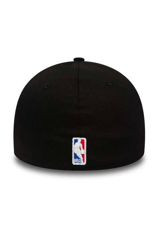 New Era Blackbase 39Thirty CLEVELAND CAVALIERS Schwarz Bordeaux – Bild 1