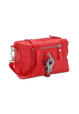 George Gina & Lucy Tasche THE DROPS red allert 380 Rot – Bild 2