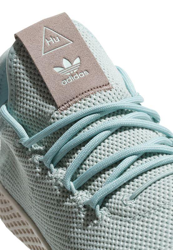 Adidas Original Sneaker PW TENNIS HU W DB2557 Türkis – Bild 3