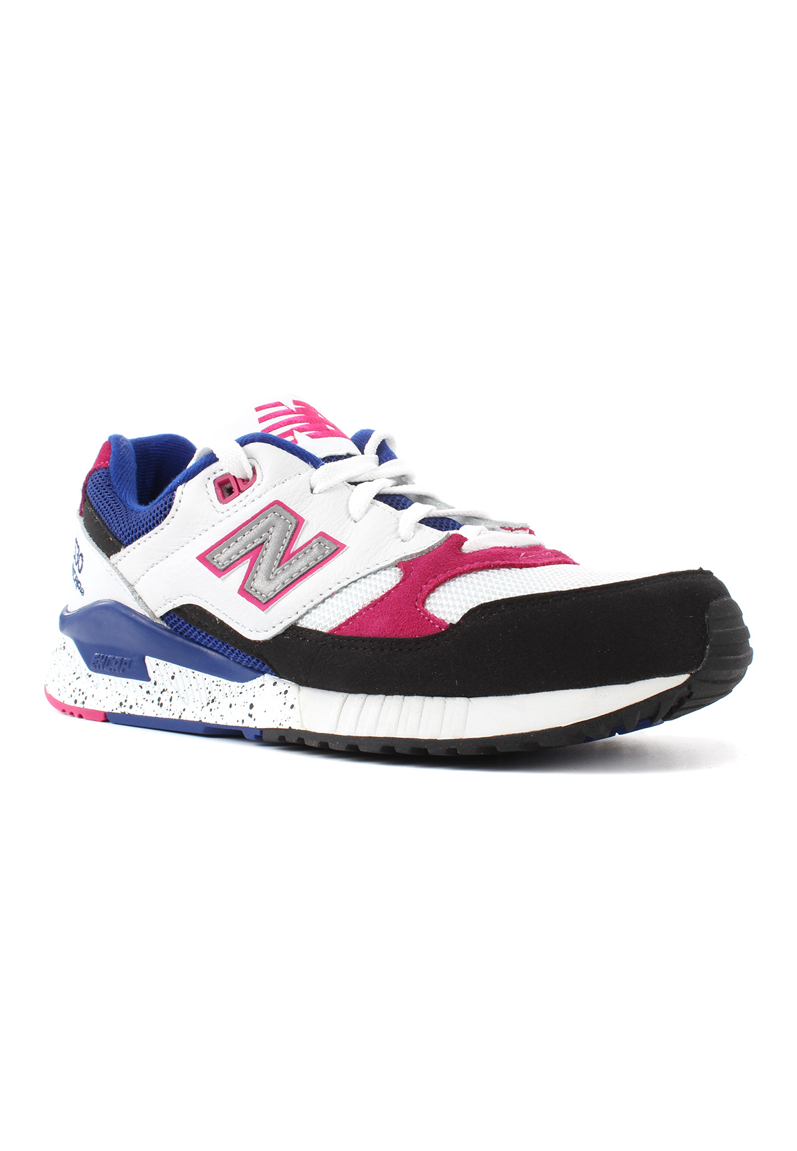 Details zu New Balance Damen Sneaker W530PSA Mehrfarbig Weiss Pink Blau