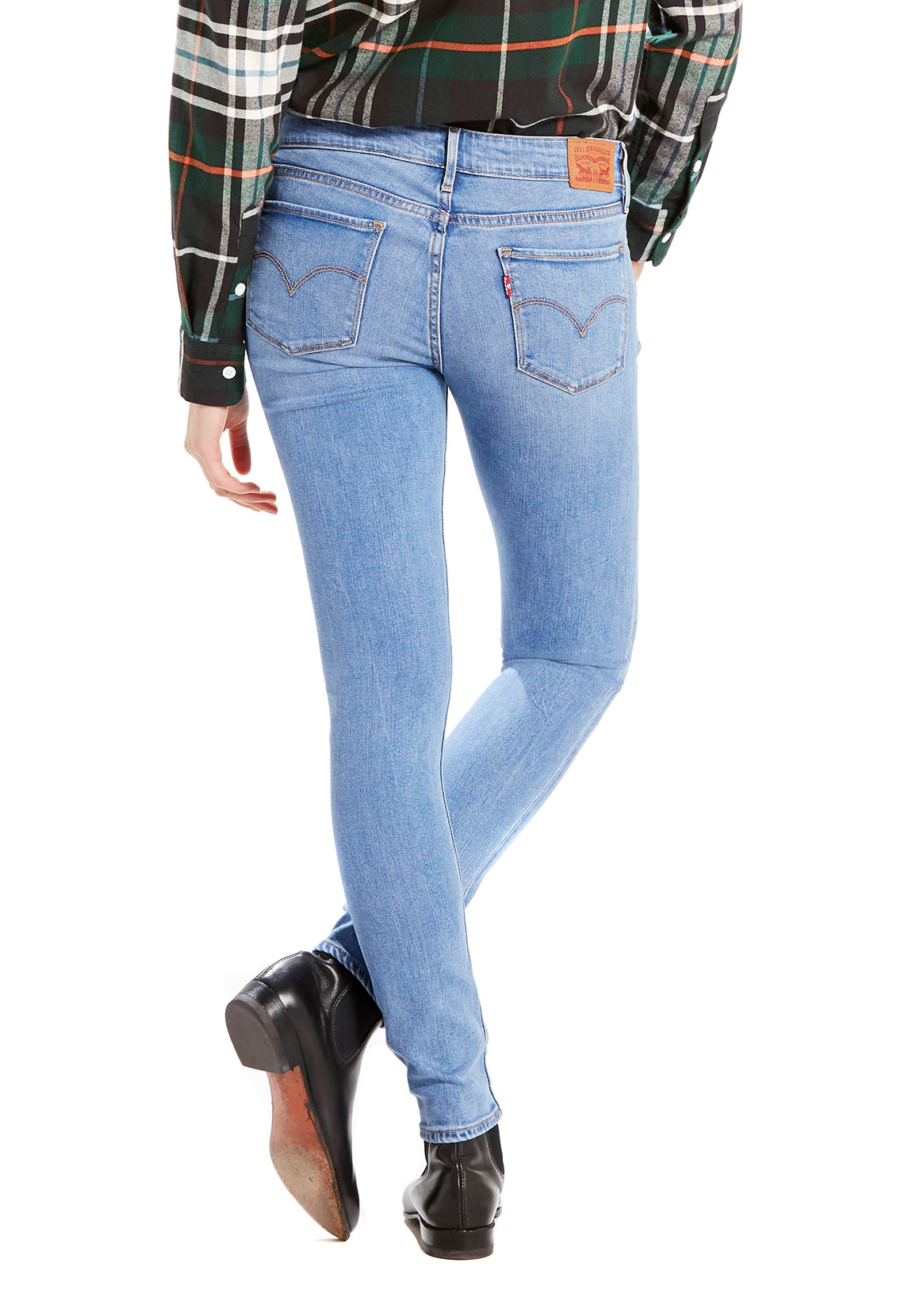 online store 51f70 5c529 Details about Levis Women's Jeans 711 Skinny 18881-0252 Thirteen