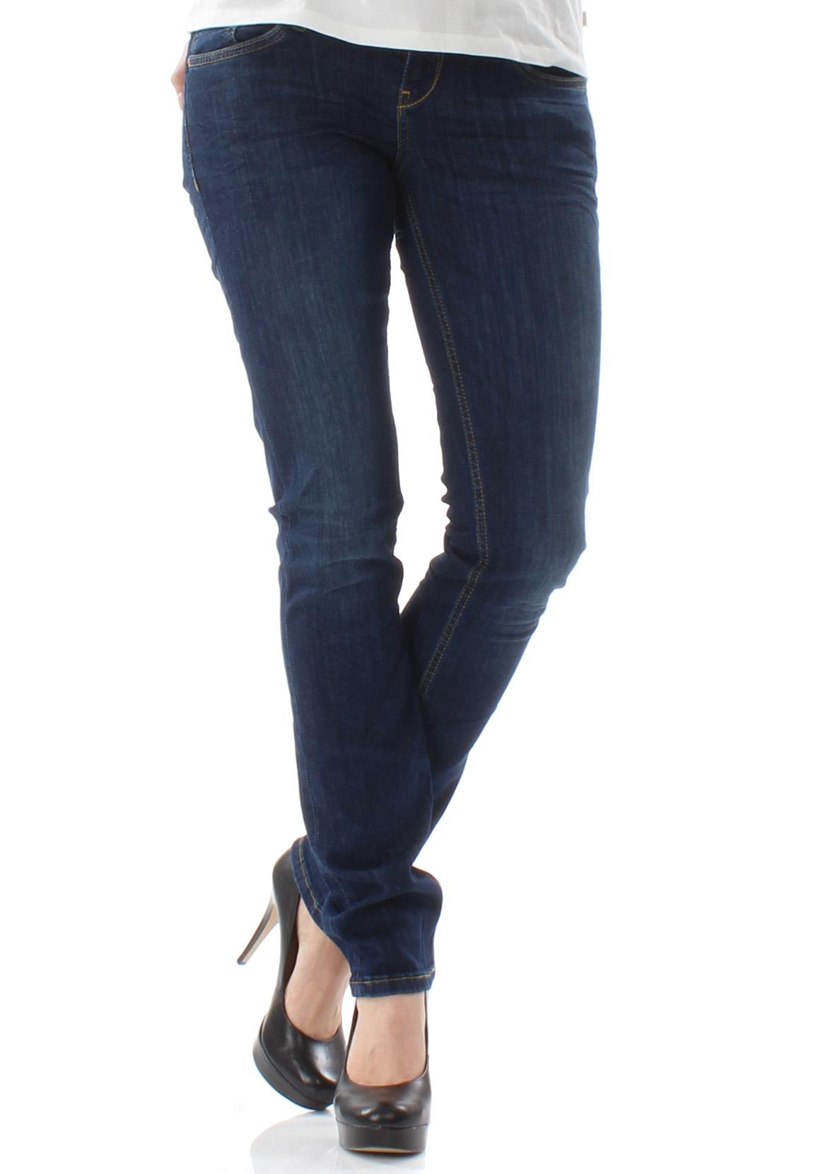 ltb jeans damen aspen meryl wash dunkelblau damen jeans. Black Bedroom Furniture Sets. Home Design Ideas