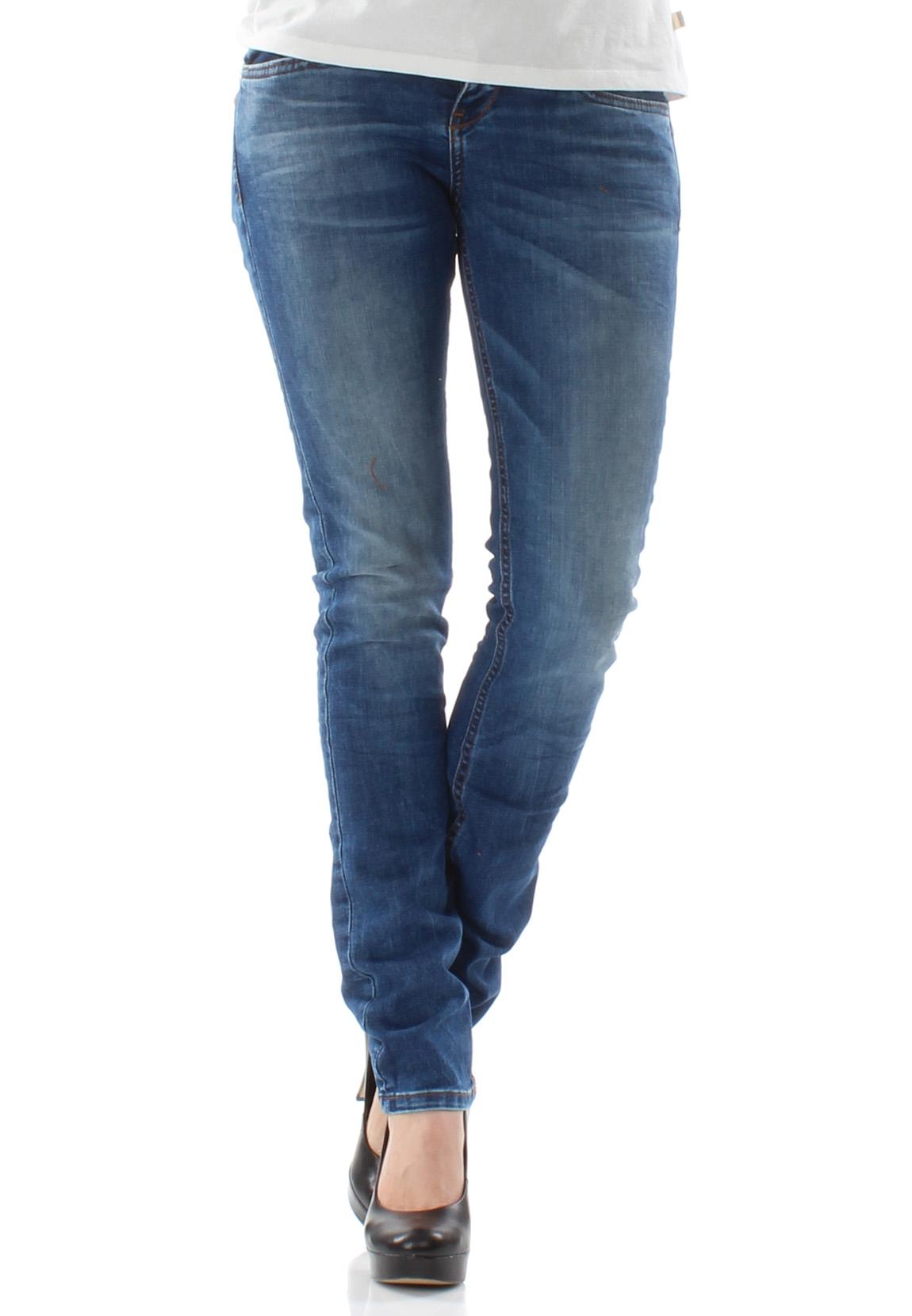 ltb jeans damen aspen angellis wash blau damen jeans hosen. Black Bedroom Furniture Sets. Home Design Ideas