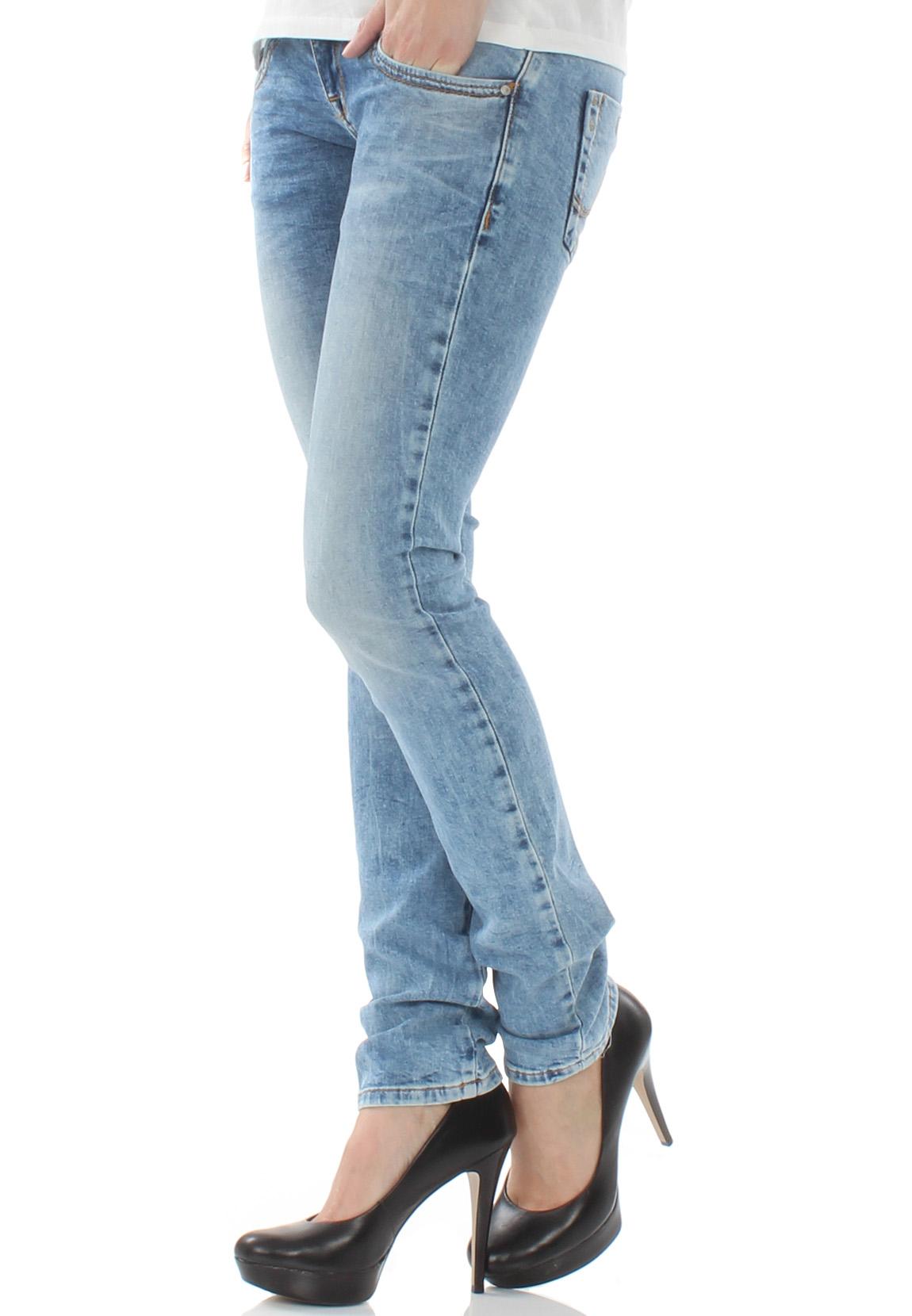 ltb jeans damen molly myra wash hellblau damen jeans hosen. Black Bedroom Furniture Sets. Home Design Ideas
