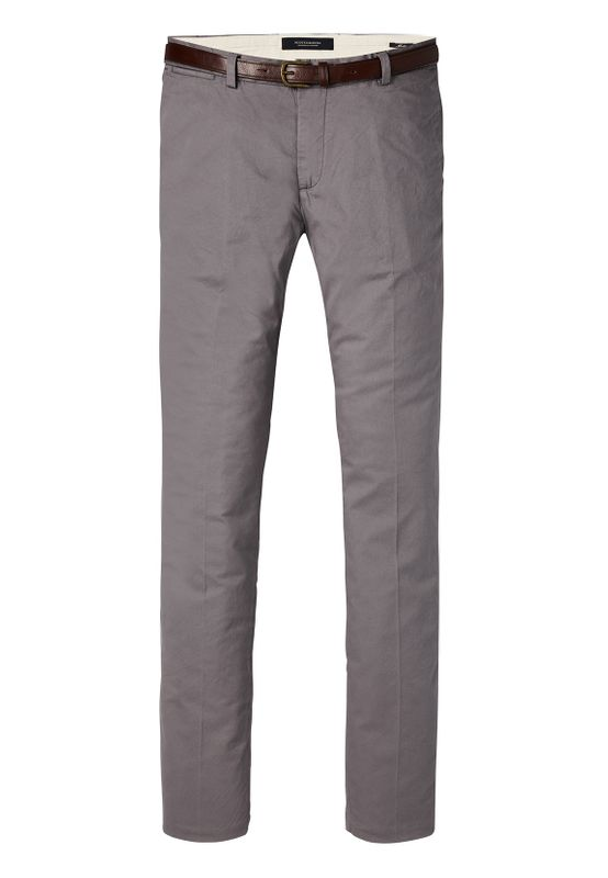 Scotch & Soda Chino Men MOTT 142404 Grey 0025 Grau