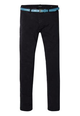 Scotch & Soda Chino Men STUART 142403 Black 0008 Schwarz