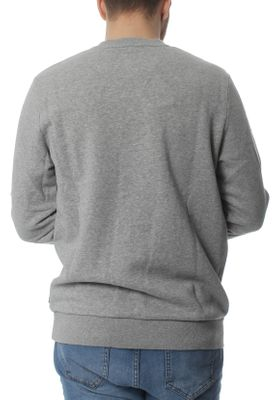 Converse Herren Sweater CORE CREW 10004629 035 Grey – Bild 1