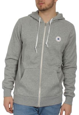 Converse Herren Zipper CORE FULL ZIPP 10004627 035 Grey – Bild 0