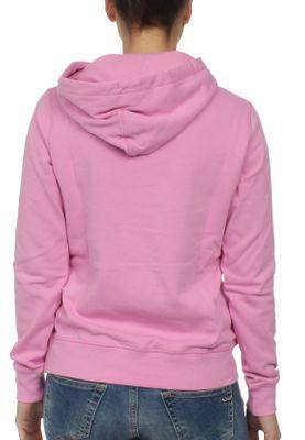 Converse Damen Sweater GRAPHIC BOXSTAR PULLOVER HOODIE 10006631 523 Pink – Bild 1
