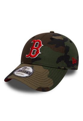 New Era Camo Team 9Forty Adjustable BOSTON RED SOX Camouflage