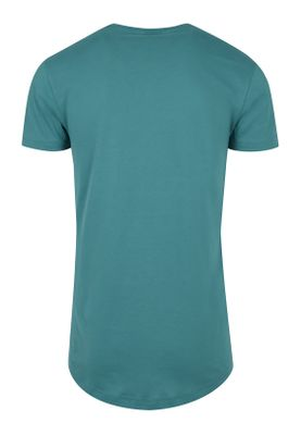 Urban Classics Herren Shaped Long Tee TB638 Jasper – Bild 1