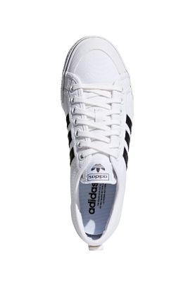 Adidas Originals Sneaker NIZZA CQ2333 Weiß Schwarz – Bild 2