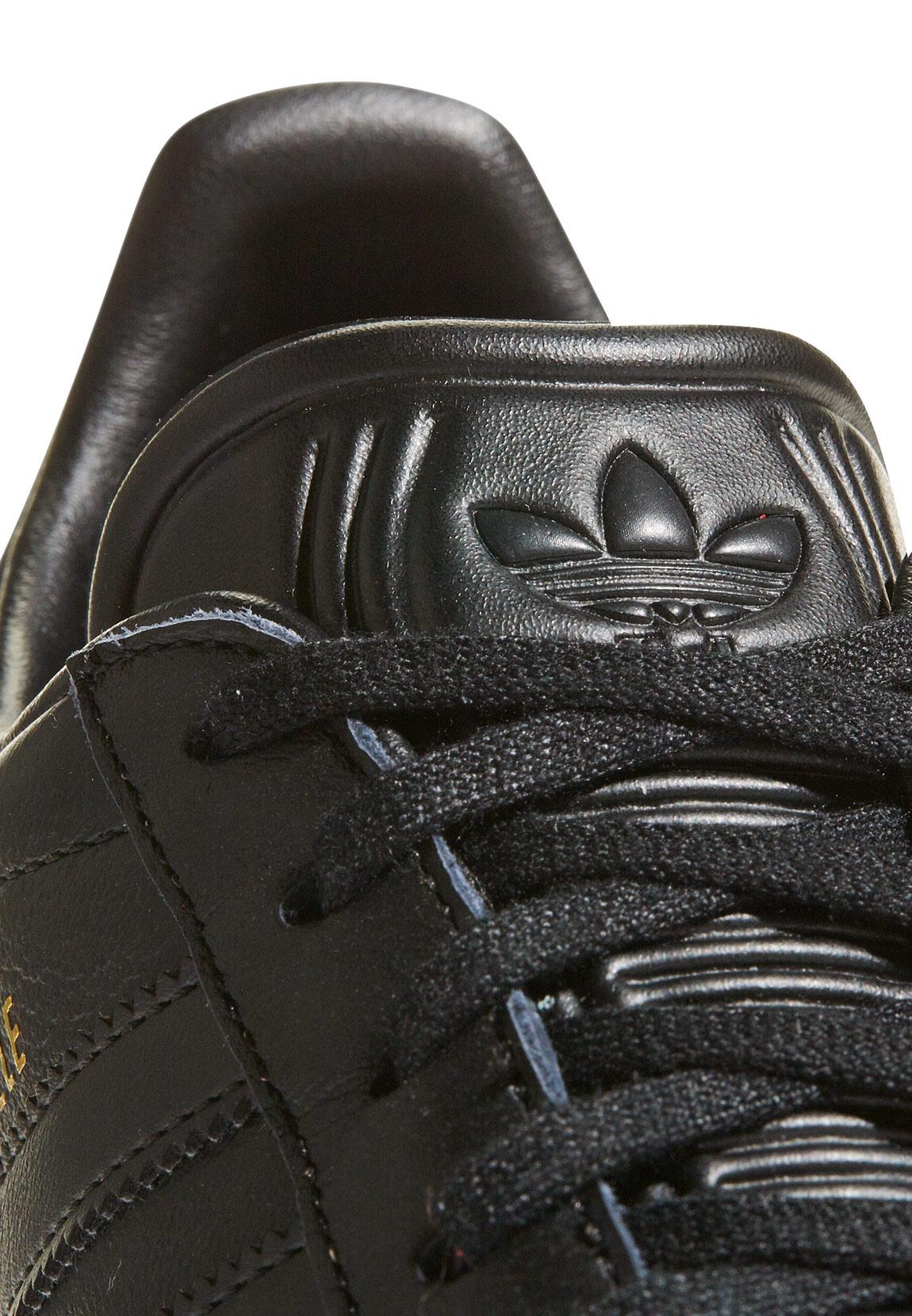 c1978c45d9866d ... Adidas Originals Sneaker Damen GAZELLE BY9146 Schwarz – Bild 7 ...