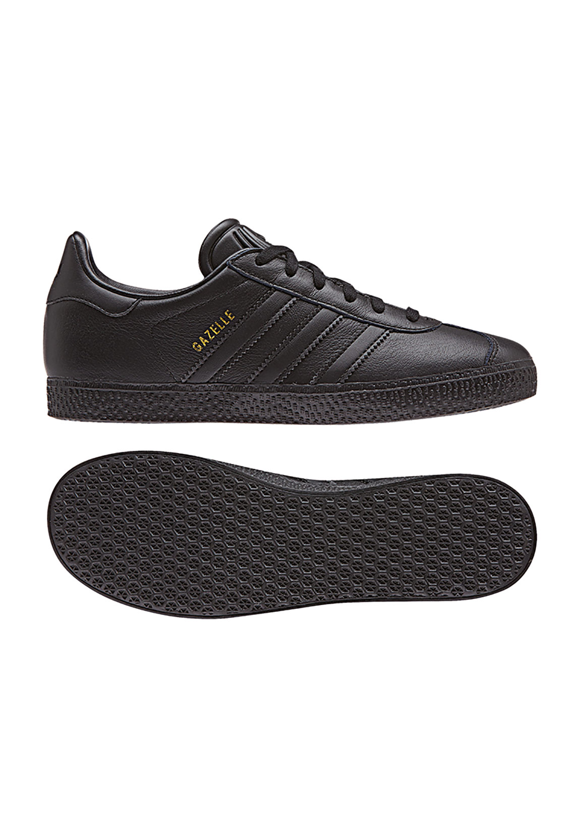 a2a1d0bbde4e85 Adidas Originals Sneaker Women s Gazelle BY9146 Black