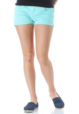 LTB Shorts Damen JUDIE Spearmint Wash Türkis – Bild 0