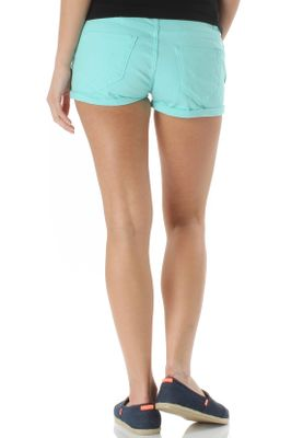 LTB Shorts Damen JUDIE Spearmint Wash Türkis – Bild 2