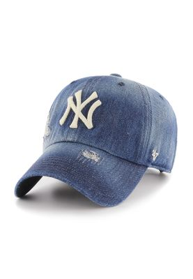 47 Brand Clean Up Loughlin Strapback NY YANKEES LGHLC17DMS-NY Blau – Bild 0