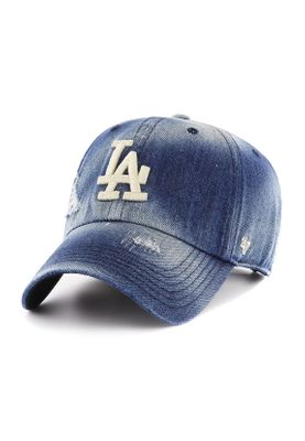 47 Brand Clean Up Loughlin Strapback LA DODGERS LGHLC12DMS-NY Blau – Bild 0