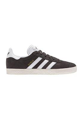 Adidas Originals Sneaker Damen GAZELLE BB2503 Dunkelgrau – Bild 1
