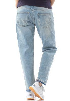 Superdry Jeans Damen RILEY GIRLFRIEND JEANS Cover Blue – Bild 3