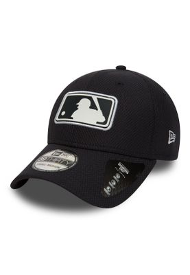 New Era League Logo 39Thirty Cap NY YANKEES Dunkelblau – Bild 0