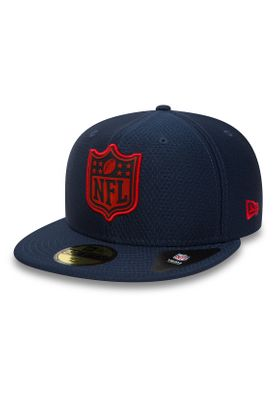 New Era League Logo 59Fifty Cap NEW ENGLAND PATRIOTS Dunkelblau – Bild 0