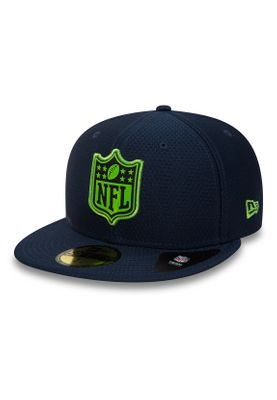 New Era League Logo 59Fifty Cap SEATTLE SEAHAWKS Dunkelblau – Bild 0