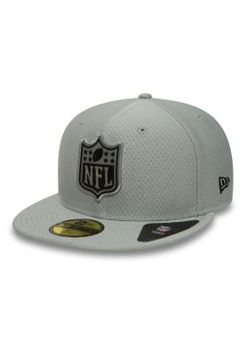 New Era League Logo 59Fifty Cap OAKALAND RAIDERS Hellgrau – Bild 0