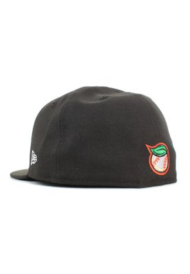 New Era Minor League Fregri 59Fifty Cap FRESNO GRIZZLIES Schwarz – Bild 3