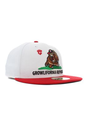 New Era Minor League Fregri 59Fifty Cap FRESNO GRIZZLIES Weiß – Bild 1