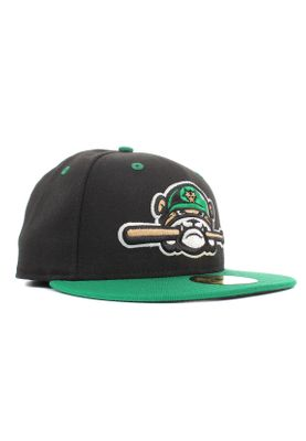 New Era Minor League Jacgen 59Fifty Cap JACKSON GENERALS Schwarz – Bild 1