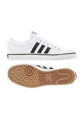 Adidas Originals Sneaker NIZZA AQ1066 Weiß Schwarz – Bild 0