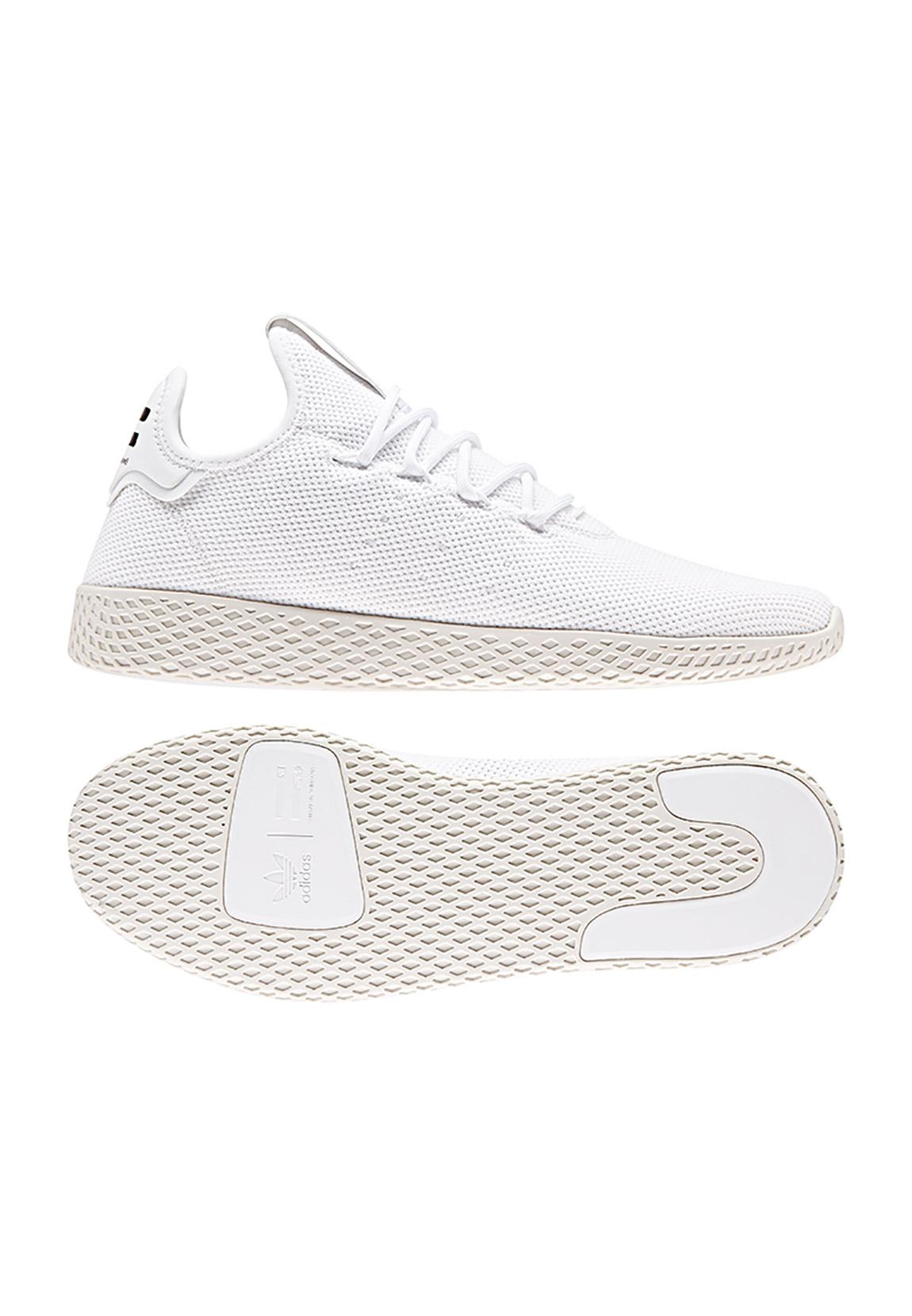 dab2b9623 Adidas Original Trainers Pw Tennis Hu B41792 White