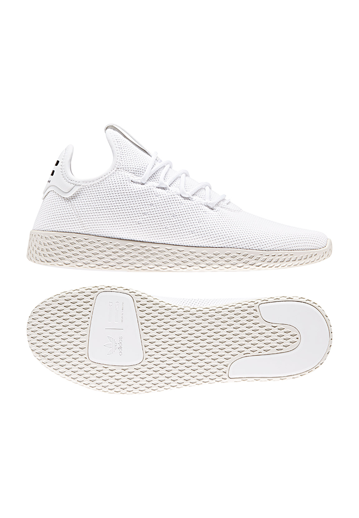 online retailer 1b75f 7e597 Adidas original TENNIS sneaker PW HU B41792 white