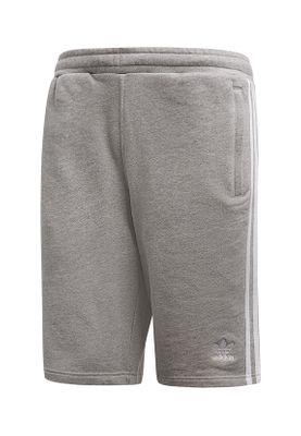 Adidas Originals Herren Shorts 3 STRIPE SHORT DH5803 Grau  – Bild 0