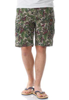 Superdry Shorts Herren CORE LITE PARACHUTE SHORT Jungle Camo Ripstop Aop – Bild 0