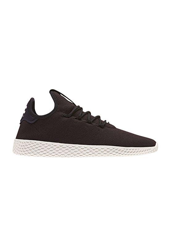 Adidas Original Sneaker PW TENNIS HU AQ1056 Schwarz – Bild 2