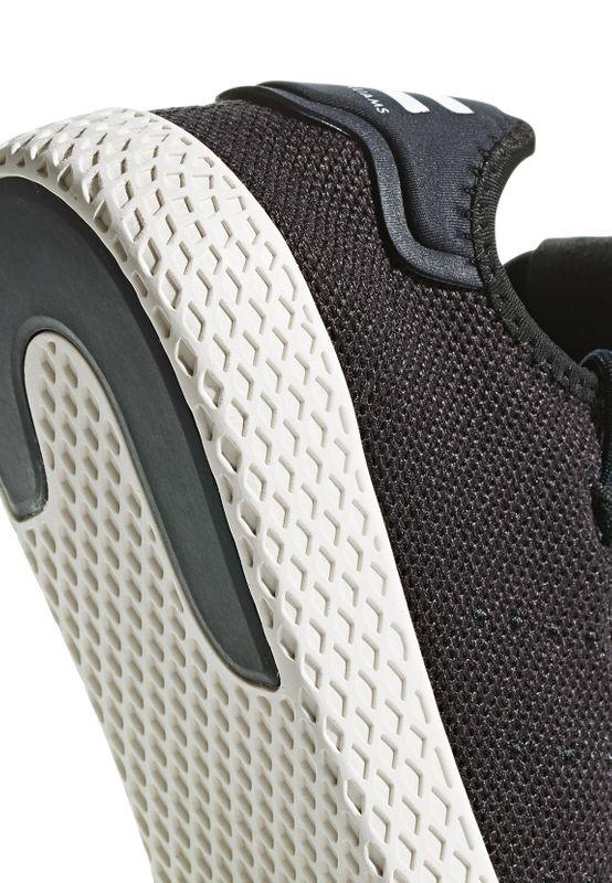 Adidas Original Sneaker PW TENNIS HU AQ1056 Schwarz – Bild 5
