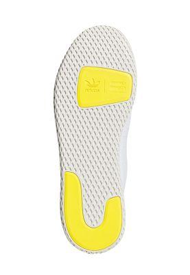Adidas Original Sneaker PW TENNIS HU B41806 Weiß Gelb – Bild 2