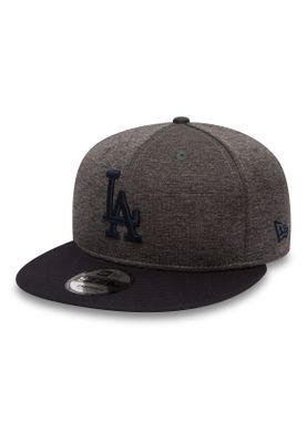 New Era Heather Jersey 9Fifty Snapback Cap LA DODGERS Grau Blau