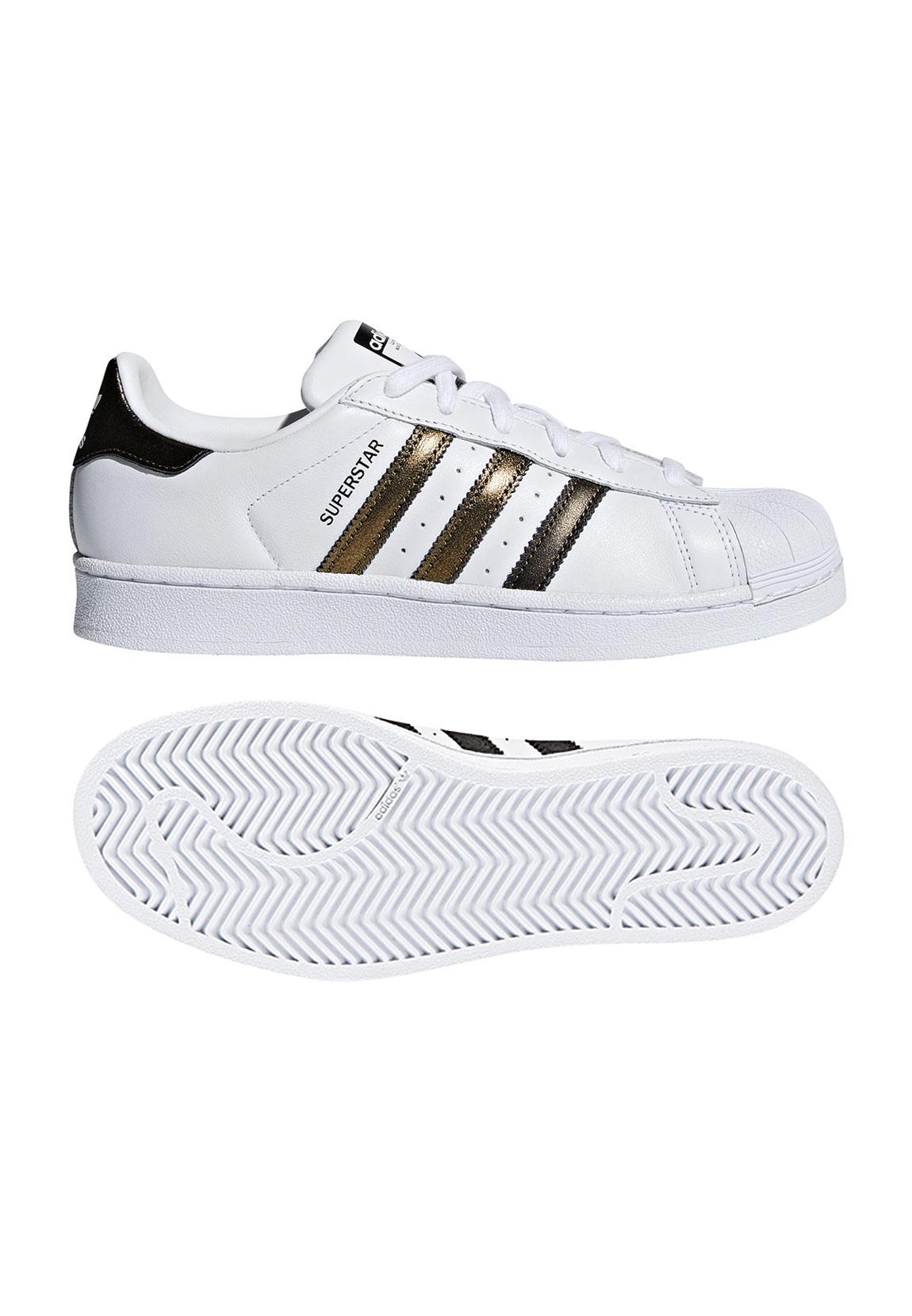 adidas sneaker damen superstar gold