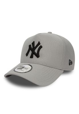 New Era Diamnd Era Adjustable Cap NY YANKEES Grau