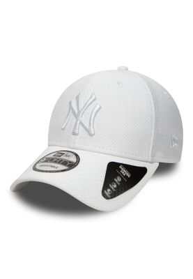 New Era Diamnd Era 9Forty Adjustable Cap NY YANKEES Weiß Weiß