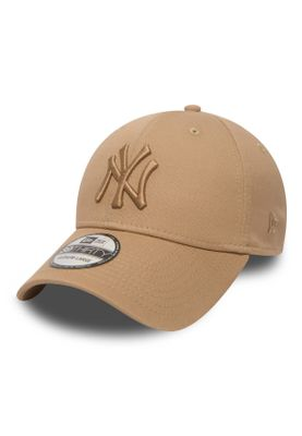New Era League Entl 39Thirty Cap NY YANKEES Beige – Bild 0