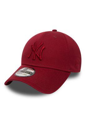 New Era League Entl 39Thirty Cap NY YANKEES Rot – Bild 0