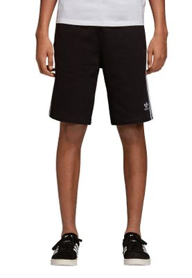 Adidas Originals Herren Shorts 3 STRIPE SHORT DH5798 Schwarz  – Bild 1
